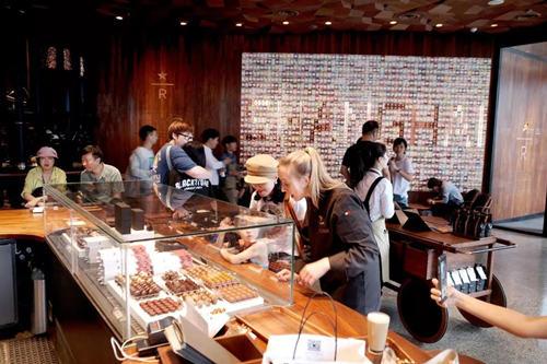 诺好事咖啡厅加盟店图片三