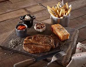 The Cut Steak & Fries_1
