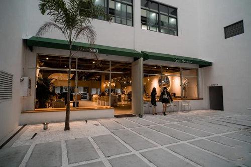 SHU CAFE加盟店图片一