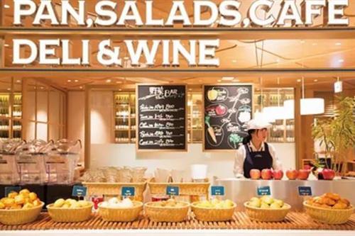 LA LOBROS PAN TABLE CAFE加盟店图片一