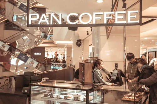 PAN COFFEE加盟店图片一