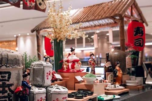 温德姆至尊豪廷大酒店·西餐厅加盟店图片二