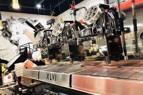 CAFFE PASCUCCI帕斯库奇咖啡加盟店图片三